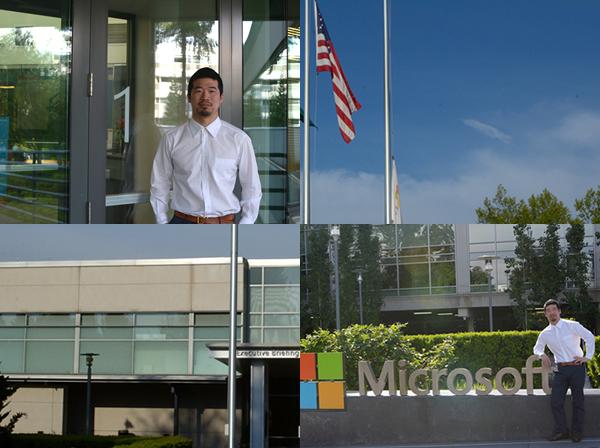 アメリカ視察調査 鈴木良治Microsoft