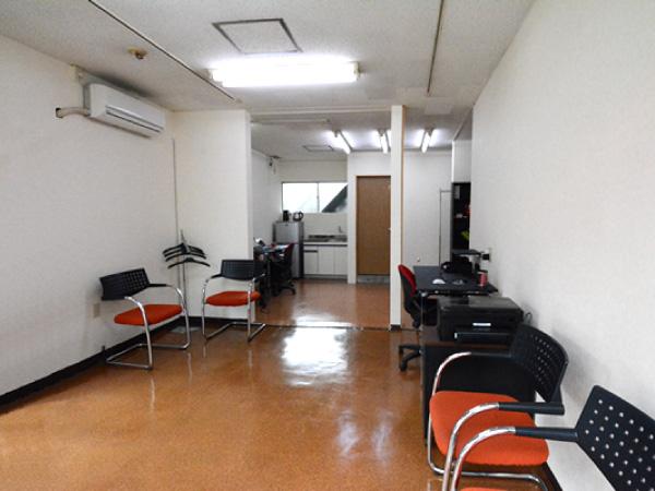 インターン生対応のためのオフィスを明大前駅に開設の画像