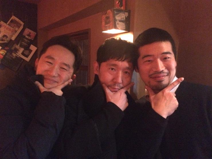 鈴木良治とm-floの☆Taku Takahashiさん