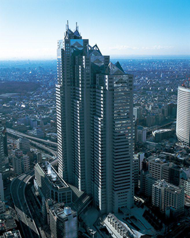 アンドバリュー株式会社採用・募集 世界最大のハブ駅である新宿にあるパークタワー